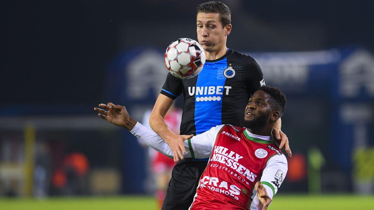 Zulte Waregem - FC Bruges : Le résumé