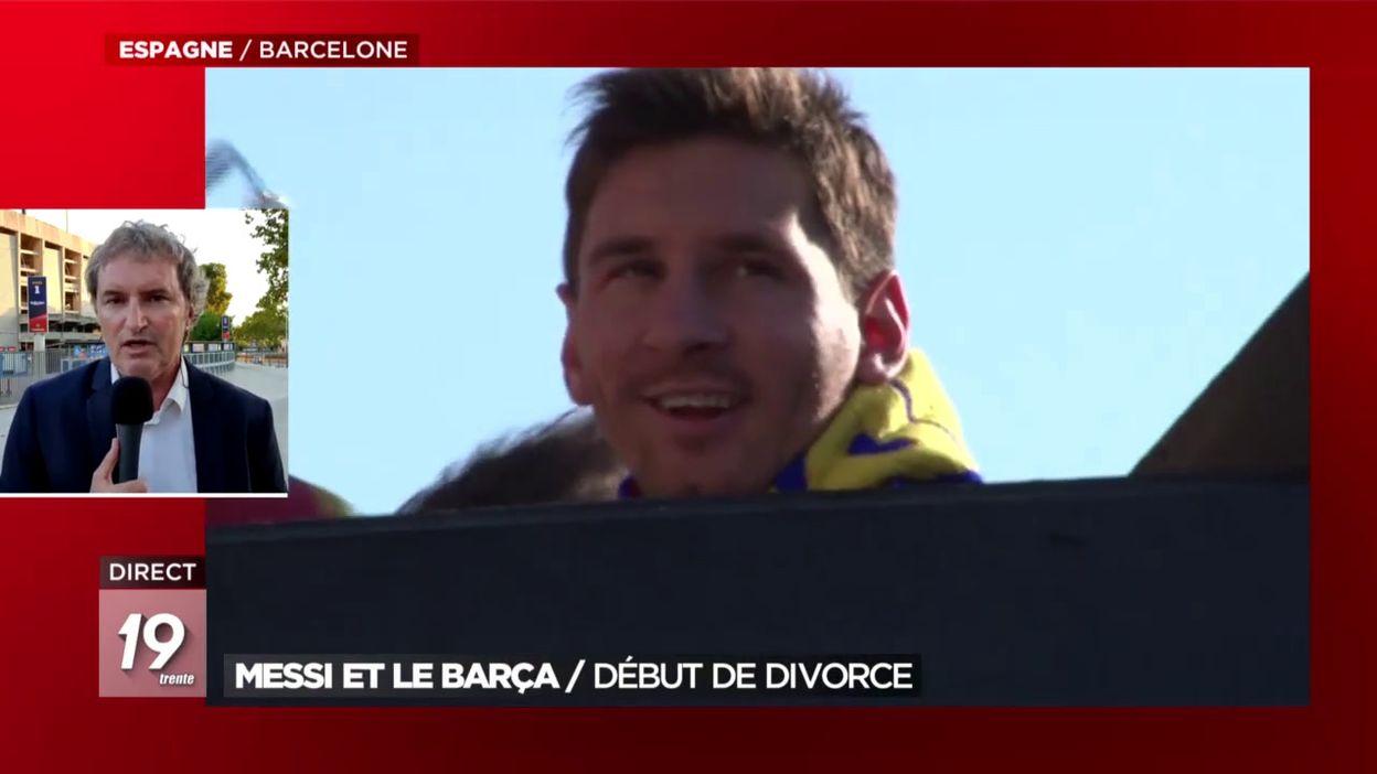 Messi : La planète football sous le choc