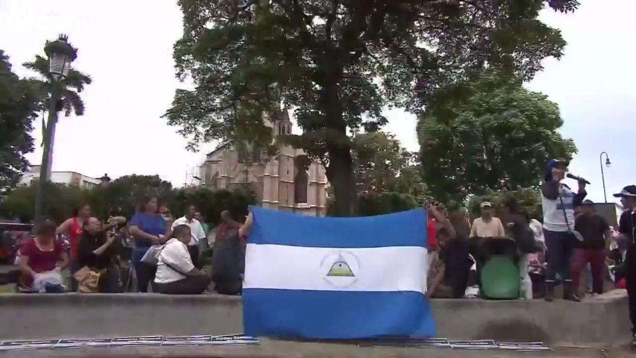 """Résultat de recherche d'images pour """"Nicaragua, violences, migrants"""""""
