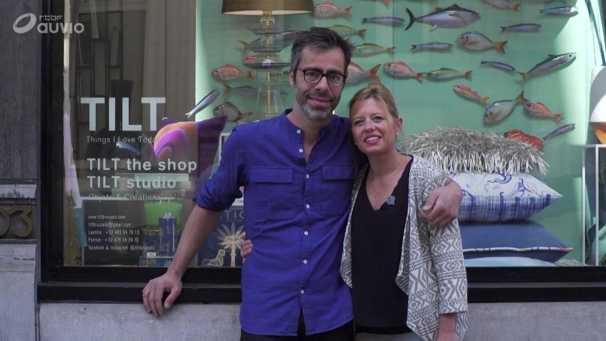 Savoir-Faire: Tilt - un duo de créateurs/designers