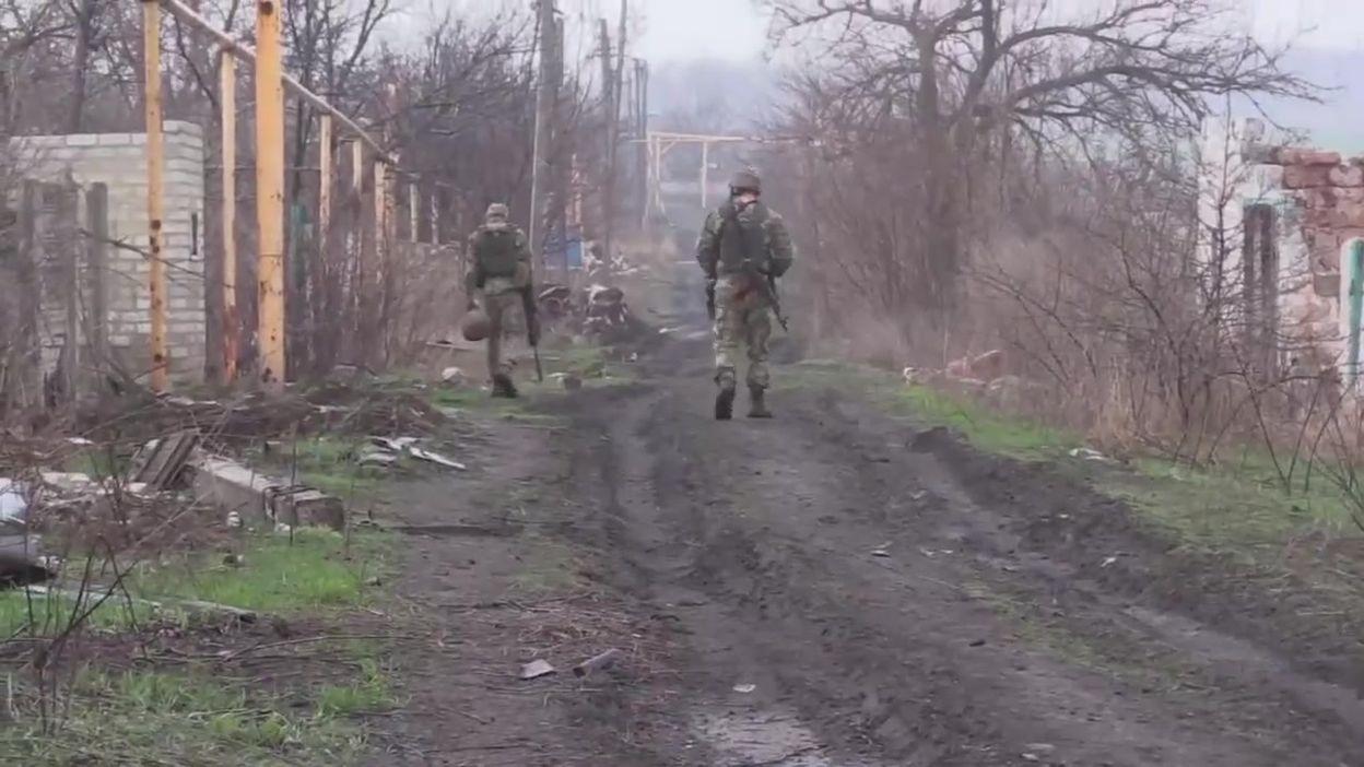 Tension entre l'Ukraine et la Russie
