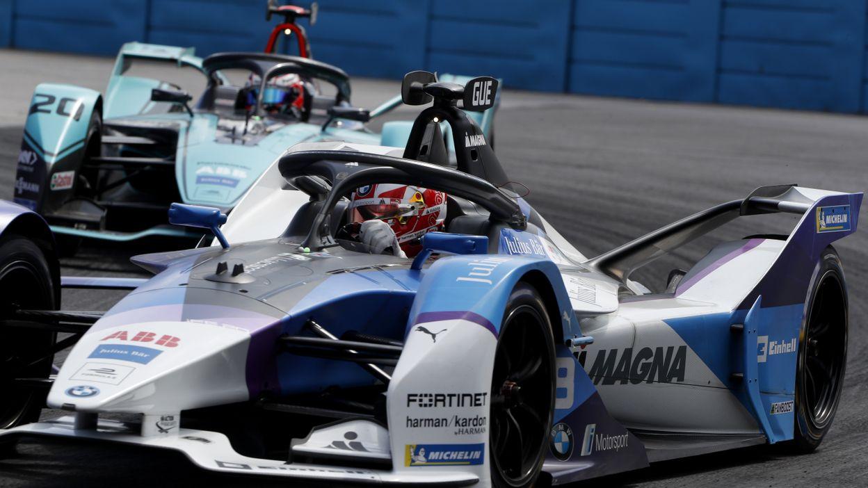 ePrix du Chili : Victoire de Max Günther