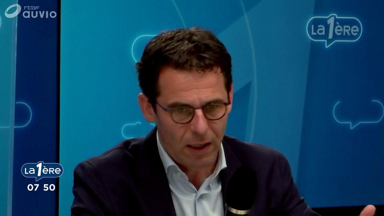 L'invité de Matin Première: Jean-Marc Nollet, le co-président d'Ecolo