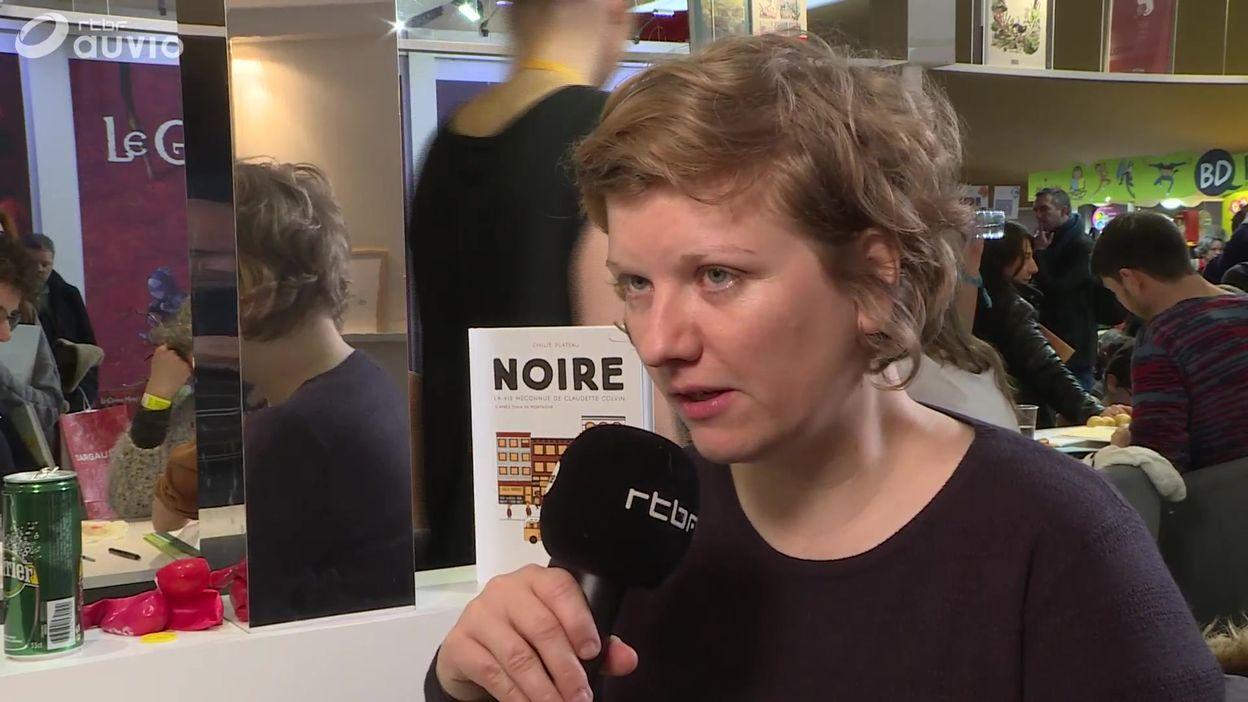 Femmes et bande dessinée: Emilie Plateau