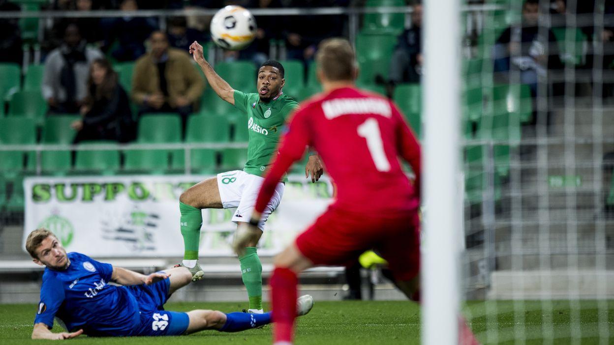 Saint-Etienne - La Gantoise : 0-0