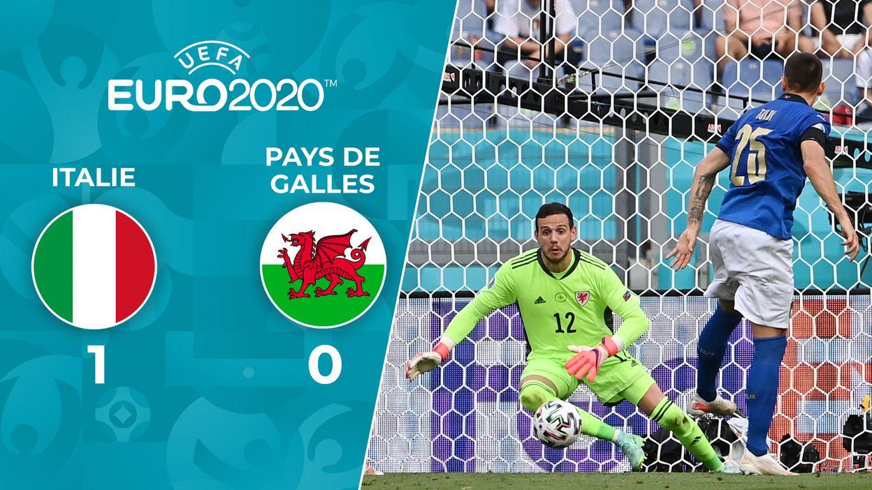 Italie - Pays de Galles : Résumé du match