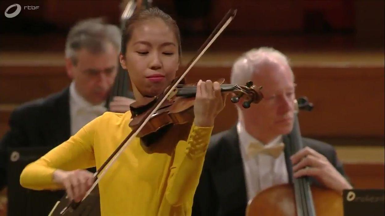 Queen Elisabeth - Shannon Lee - Mozart, concerto n.4