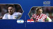 Argentine - Croatie : Groupe D