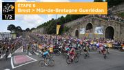 6ème étape : Brest > Mûr-de-Bretagne Guerlédan (1/2)