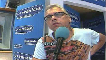 Zidrou, scénariste du nouvel album de Ric Hochet