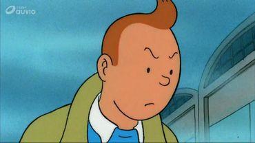 Tintin - Le Trésor de Rackham Le Rouge