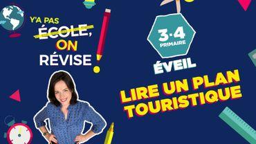 Lire un plan touristique
