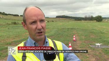 Le survol en drône en Belgique une carte plus restrictive
