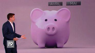 CLÉ DE L INFO : L épargne en hausse