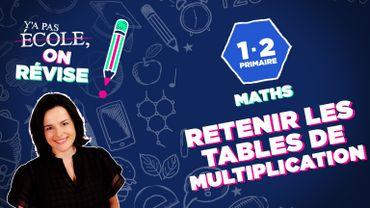 On joue avec les tables de multiplication...