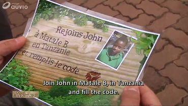Code Aventure Tanzanie (sous titré en anglais)