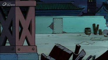 Tintin - Le Lotus bleu (1/2)