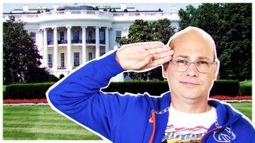 La Maison Blanche comme si vous y étiez
