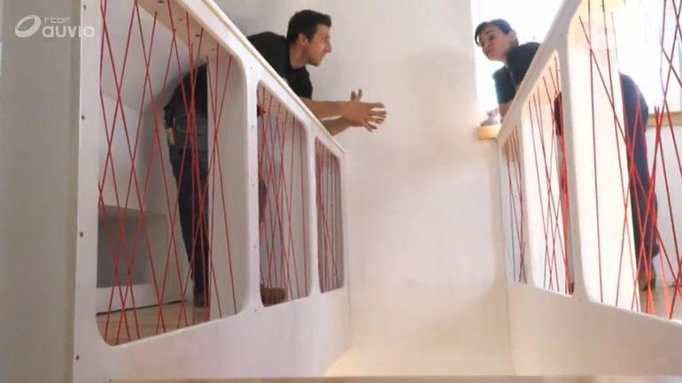 il y a un truc fabriquer un garde corps pour escalier une brique dans le ventre 6 38. Black Bedroom Furniture Sets. Home Design Ideas
