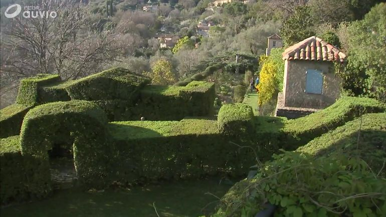 la villa noailles grasse extrait de l 39 mission jardins et loisirs du 9 avril 2017. Black Bedroom Furniture Sets. Home Design Ideas