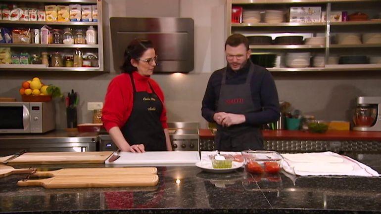 Cucina bella la cuisine italienne familiale les for Bella j cucina