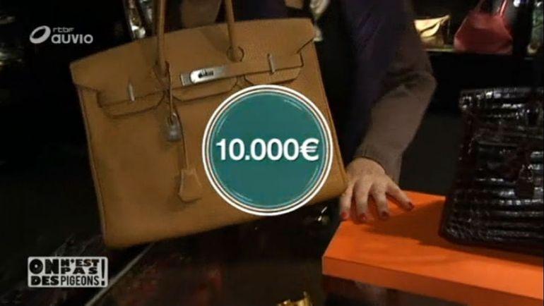 e94ad58a53 Le sac Birkin d'Hermès: mieux que l'or mais un placement risqué