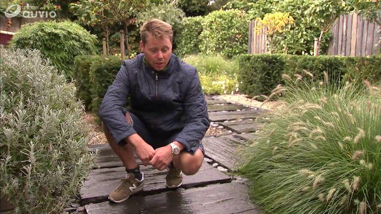 Une m daille de bronze pour un jardin de ville jambes for Jardin et loisir