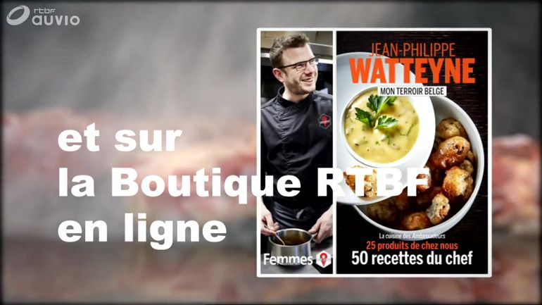 Mon terroir belge les recettes du chef jean philippe - Cuisine belge recettes du terroir ...