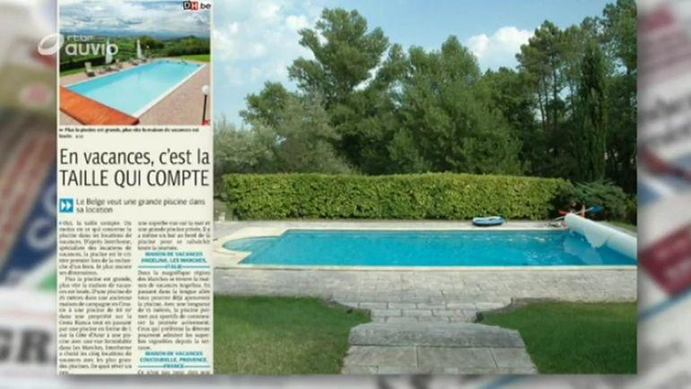 la revue de presse en vacances c 39 est la taille de la piscine qui compte le 8 9 23 03 2017. Black Bedroom Furniture Sets. Home Design Ideas