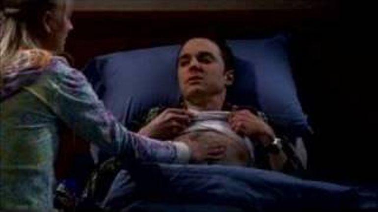 Penny et Sheldon datant dans la vraie vie