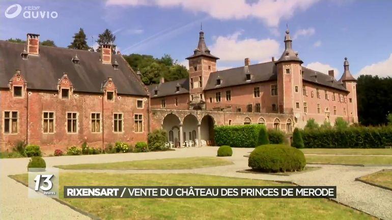 Le chateau de merode