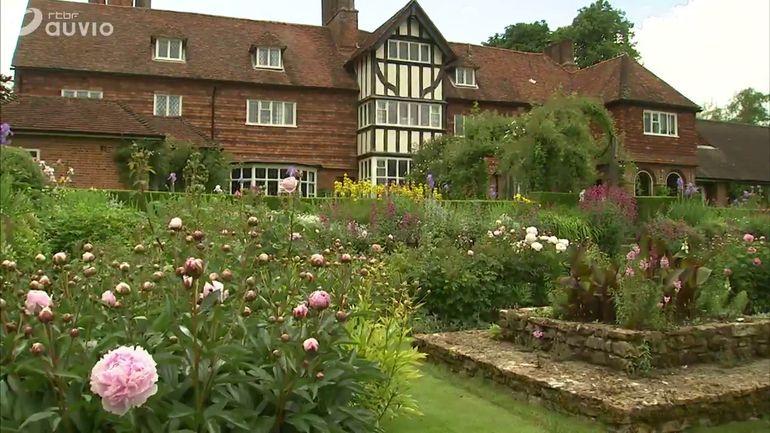 The manor house dans le hampshire extrait jardins et for Jardins et loisirs