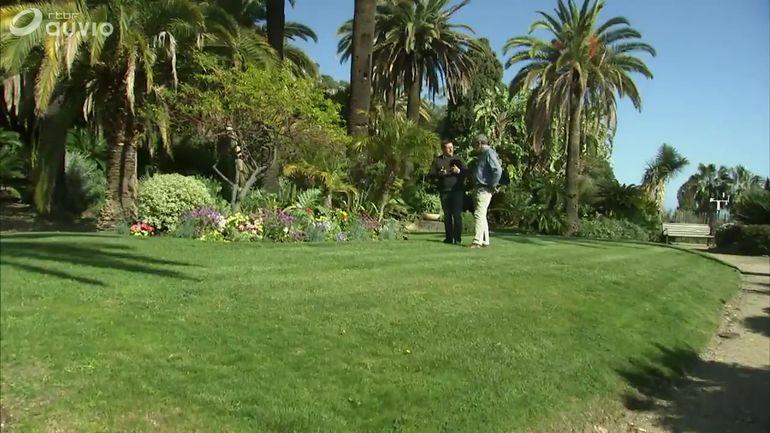 La villa serena menton extrait de l 39 mission jardins for Jardins et loisirs