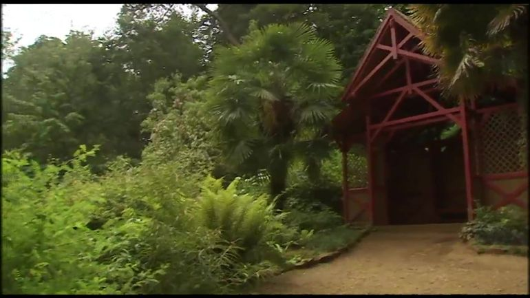 Abbotsburry garden dans le dorset extrait de l 39 mission for Jardin et loisir