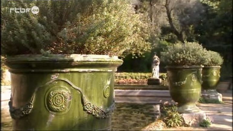 le jardin serre de la madone menton extrait de l 39 mission jardins et loisirs du 22. Black Bedroom Furniture Sets. Home Design Ideas