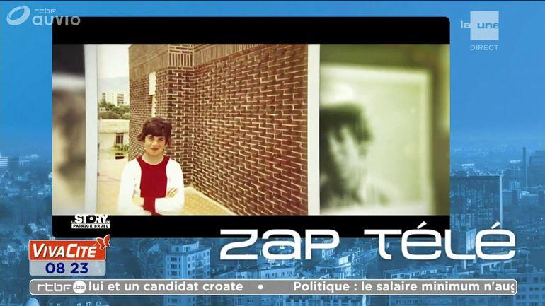 Patrick Bruel et Thierry Ardisson - Le 8-9: le zap télé - 26/06/2019