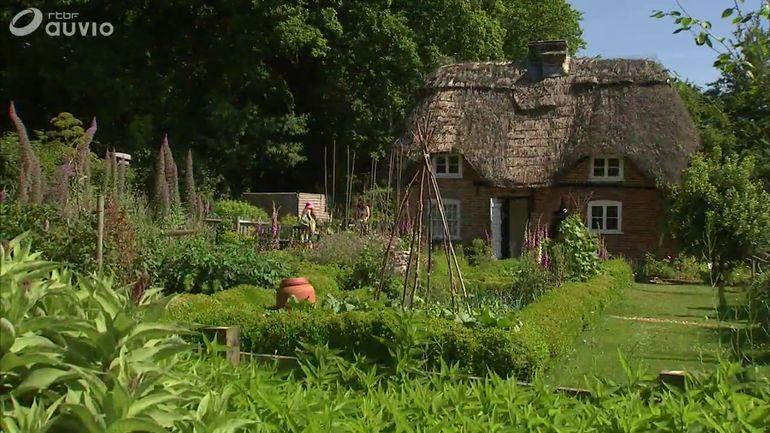 Furzey gardens dans le new hampshire extrait jardins et for Jardins et loisirs