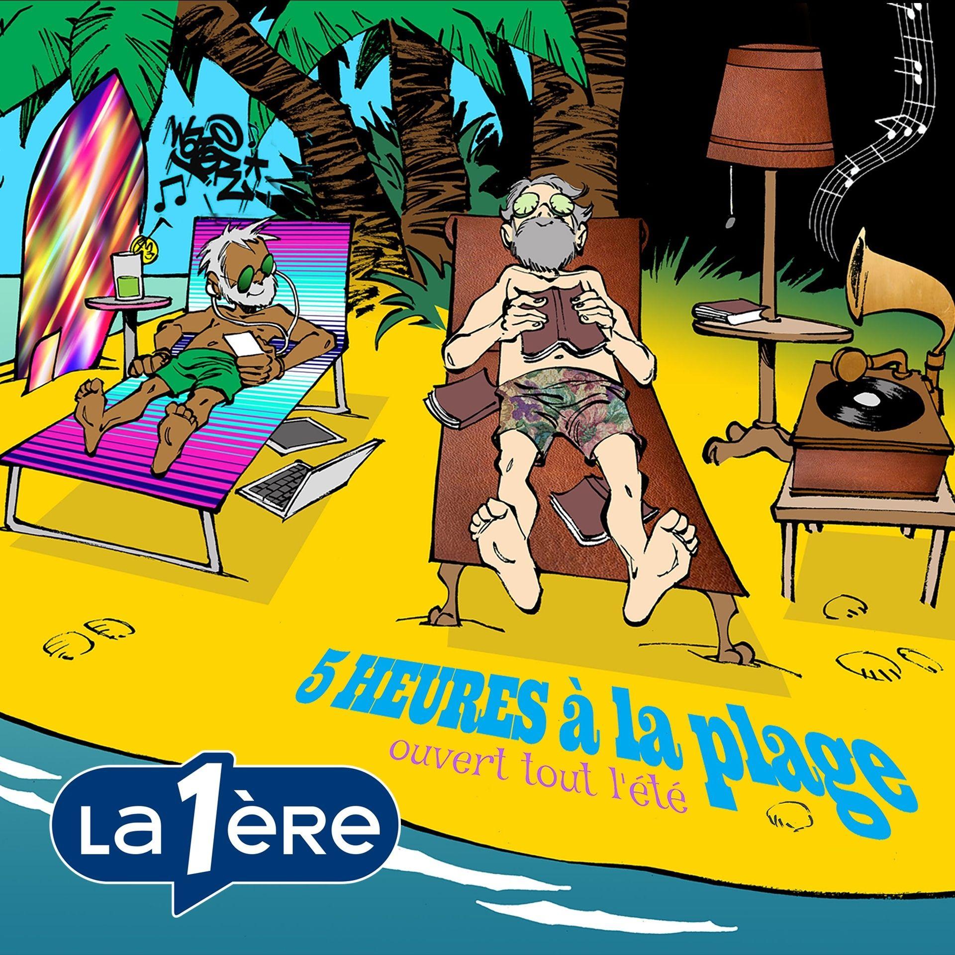 5 Heures à la Plage - Le thème du jour : Station-service - 29/06/2020