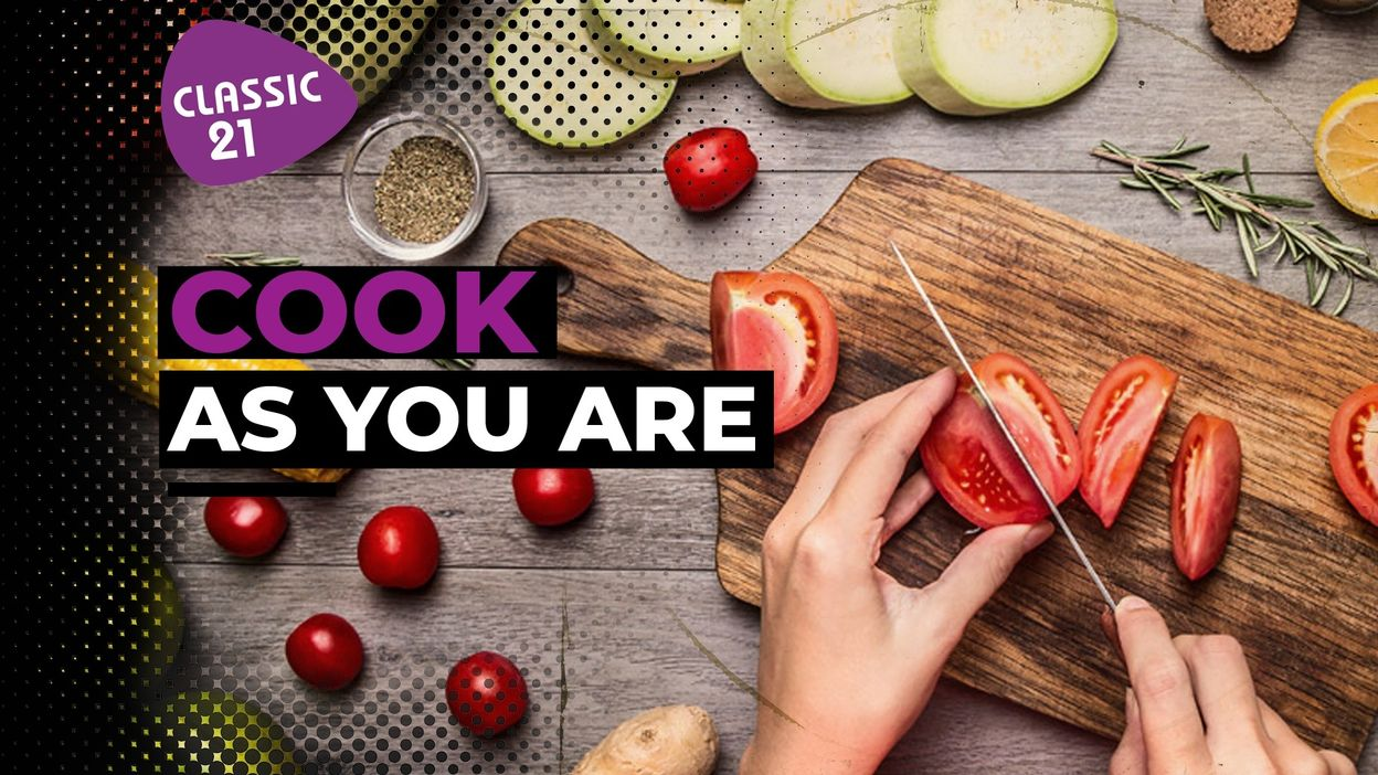 Cook As You Are