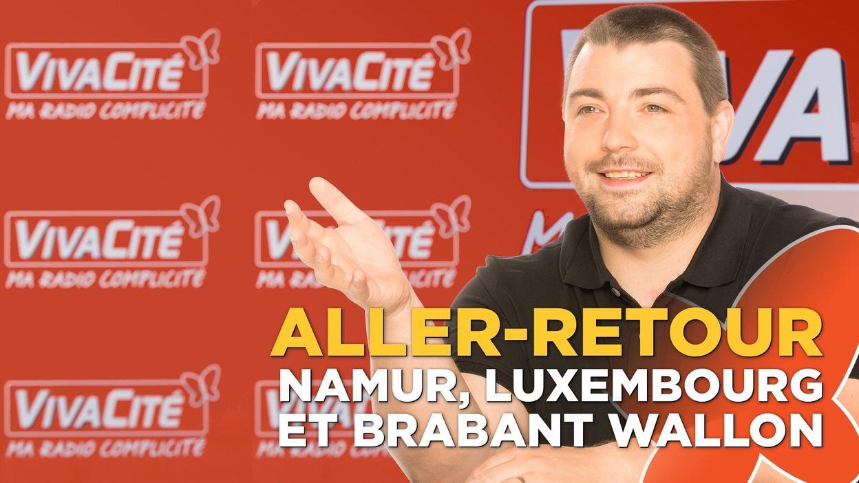 NAMUR BW LUXEMBOURG ALLER-RETOUR