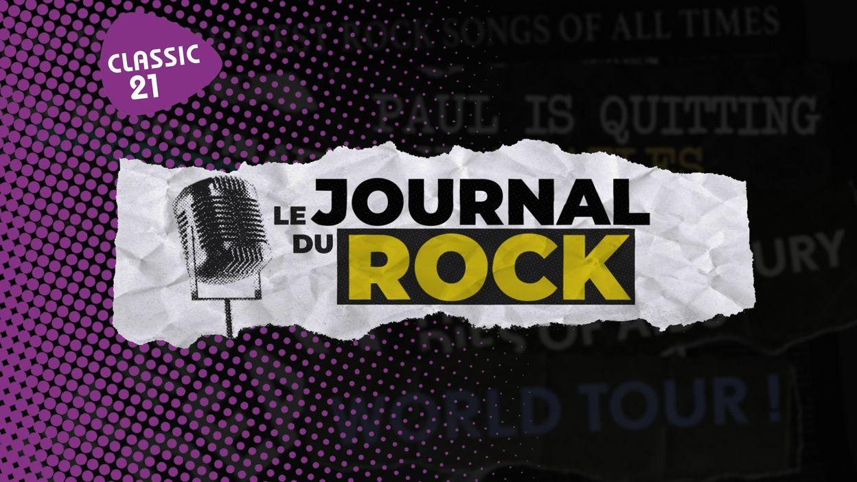 Le Journal Du Rock