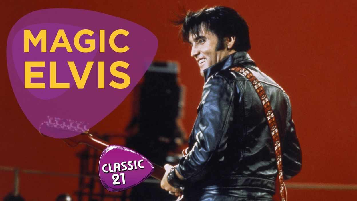 Magic Elvis – 33 : Le fantôme d'Elvis