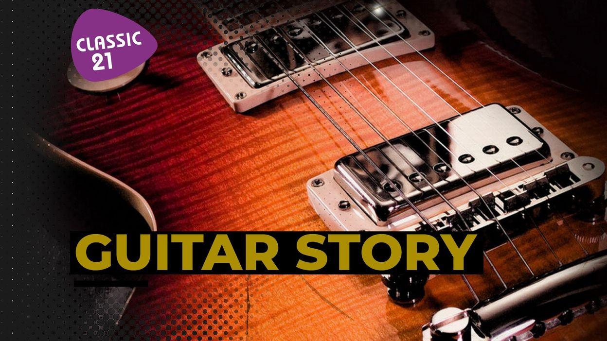 Guitar Story, des Artisans Belges