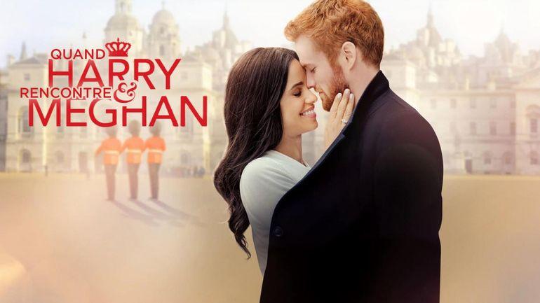 Meghan Markle et Harry : leur rupture avec la famille royale en passe de devenir un téléfilm