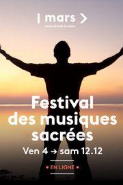 Festival de Musiques Sacrées
