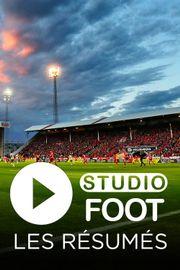 Studio Foot : les résumés