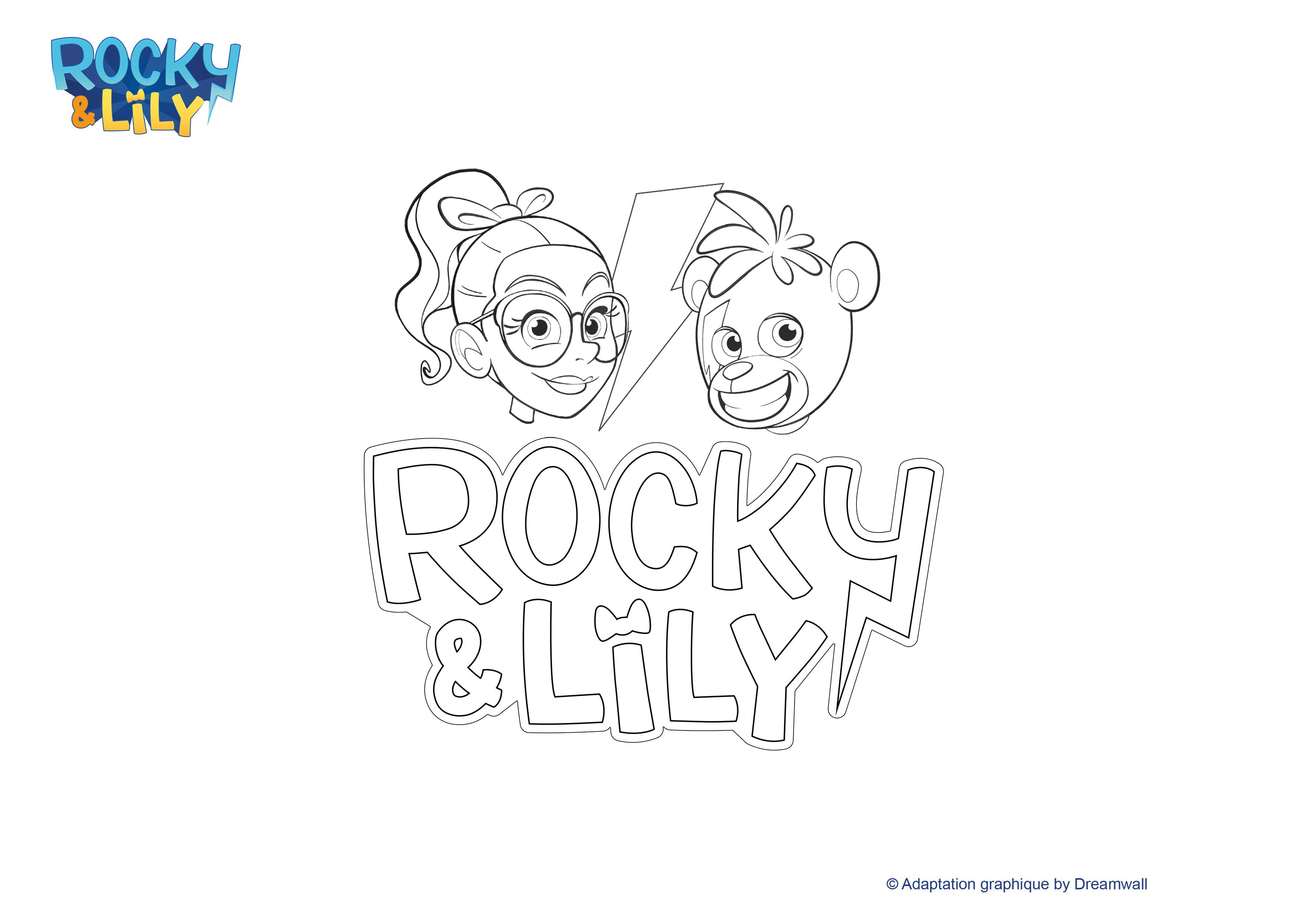 Rocky & Lily : la série