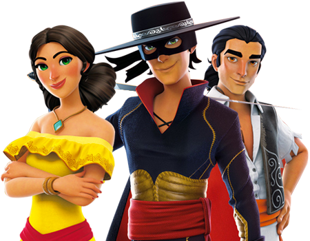 Les Chroniques De Zorro Ouftivi