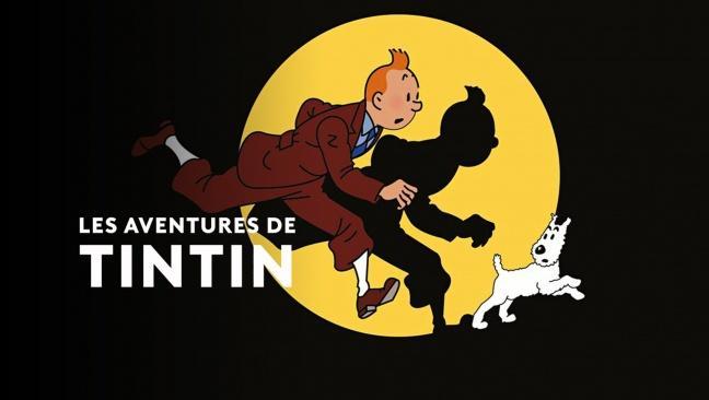 Les aventures de Tintin lazyload