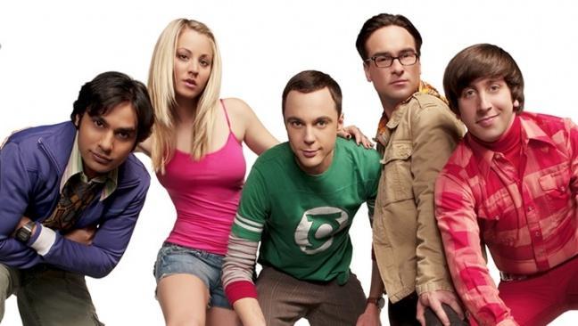 Big bang theory IX